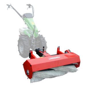 Kersten KM Veegmachine Voor éénassers