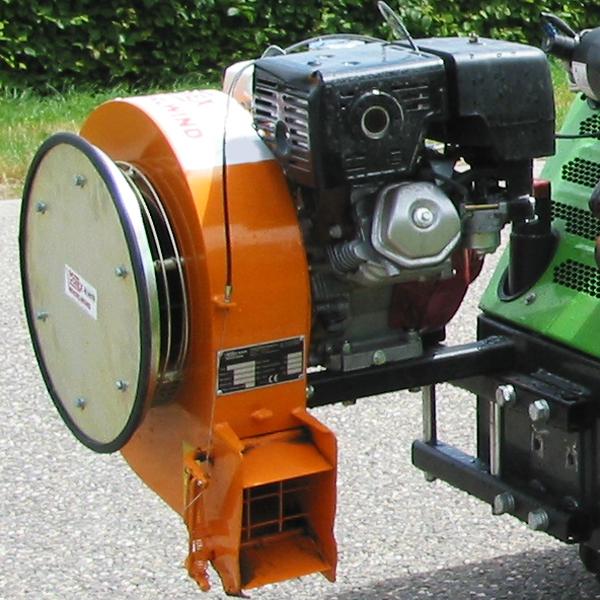 Votex B10M bladblazer