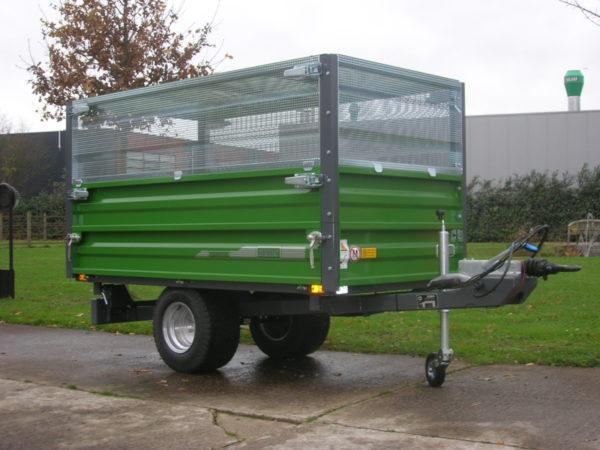 Nimos UK kipwagen