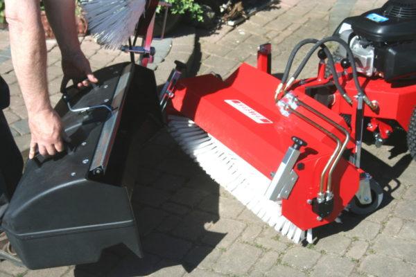 Kersten K 820 werktuigdrager