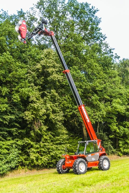 Elkaer HS2300 zaagunit