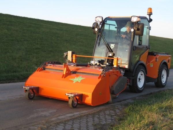 Kersten FKM60 veegmachine