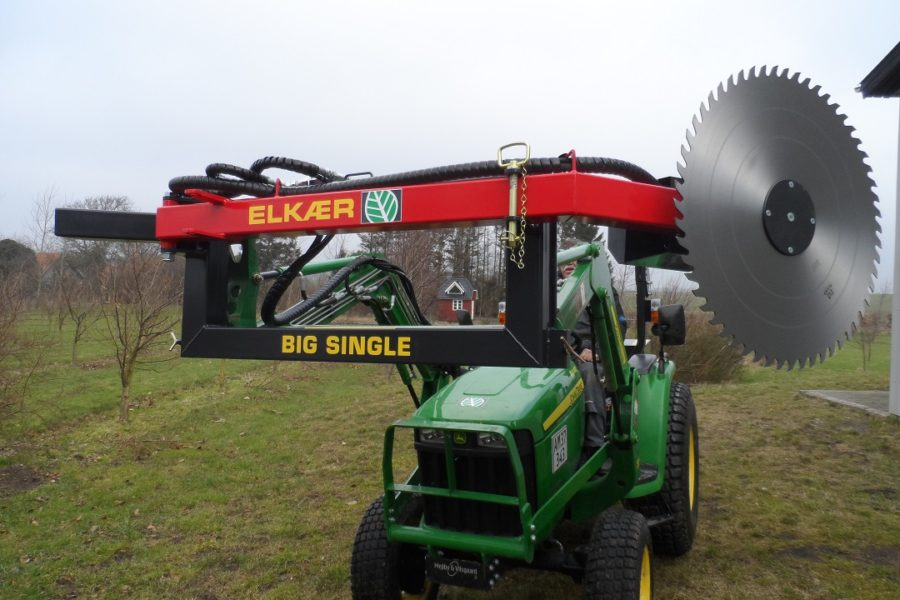 Elkaer HS800 zaagunit
