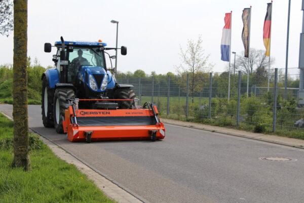 KM70 Met SSB Voor Tractor New Holland (32)