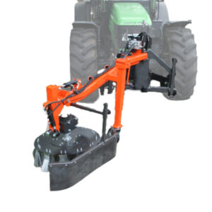 Kersten UB 7090 H onkruidborstel voor tractor