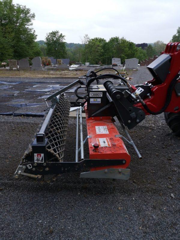 Muratori ME1 ID Hydraulische Rotoreg
