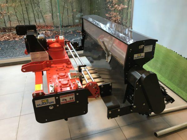 Muratori ME22 Rotoreg Met Zaaibak