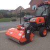 Muratori MT40 Klepelmaaier Op Tractor (1)