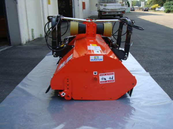Muratori MT40 Klepelmaaier Op Tractor