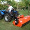 Muratori MT40 Klepelmaaier Op Tractor (9)