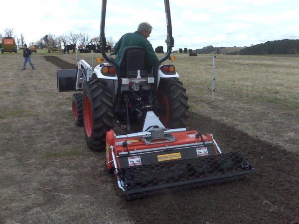 Muratori MZ4 SXL Overtopfrees Op Tractor