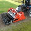 Muratori MZ61 SXL Overtopfrees Op Tractor