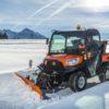 Kersten SCHN sneeuwruimschild voor tuinbouwtractoren