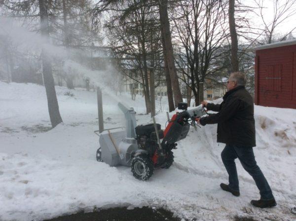 Kersten SCHNFR sneeuwfrees voor UBS