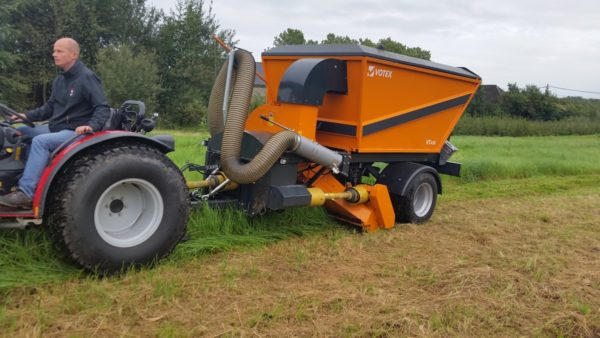 Votex VT 420 zuigwagen