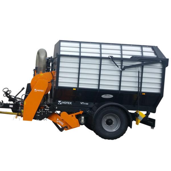 Votex VT1100 zuigwagen