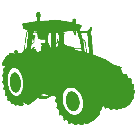 Landbouwtractor 80 130 PK