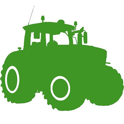Landbouwtractor