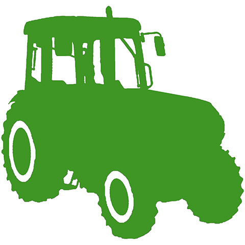Smalspoortractor