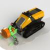 CR10 Bladblazer