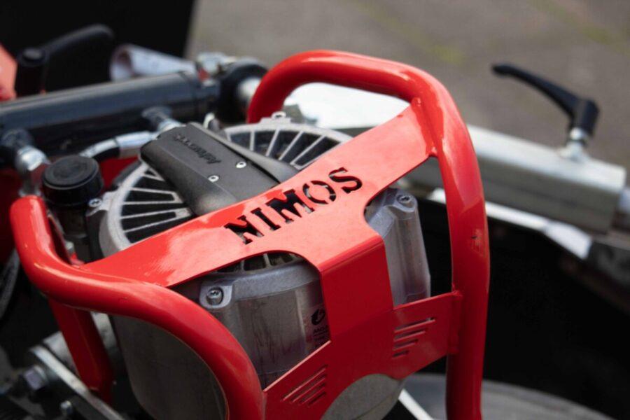 Nimos Posi-Trac electro motor bescherming
