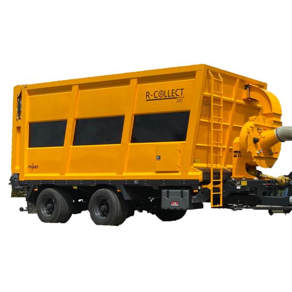 R Collect – Zuigwagen
